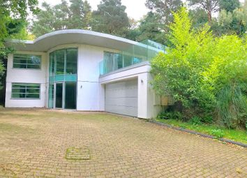 Thumbnail 5 bedroom detached house for sale in Withingham Road, Branksome Park, Poole