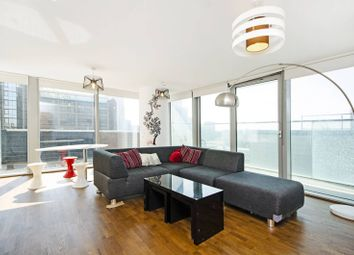 Thumbnail 2 bedroom flat to rent in Whitby House, Canary Wharf