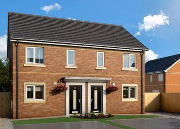 "Thumbnail 3 bed property for sale in ""The Ashby At The Parks Phase 4"" at Reedmace Road, Anfield, Liverpool"