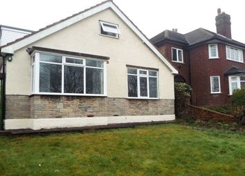 Thumbnail 4 bed bungalow to rent in Birmingham New Road, Lanesfield, Wolverhampton