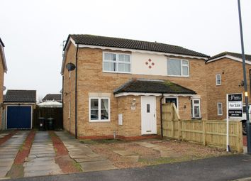Thumbnail 3 bed semi-detached house for sale in Willow Drive, North Duffield, Selby