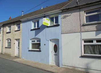 Thumbnail 2 bed terraced house for sale in Aber Houses, Nantymoel, Nantymoel, Bridgend.