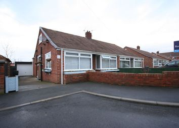 Thumbnail 2 bed bungalow for sale in Thinford Gardens, Middlesbrough