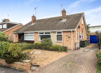 Thumbnail 2 bed bungalow for sale in Talbot Avenue, Orton Longueville, Peterborough