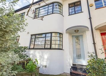 Thumbnail 3 bed terraced house for sale in Garnett Road, Belsize Park, London