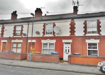Thumbnail 3 bed terraced house for sale in Hawthorn Street, Derby