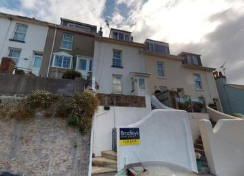 Thumbnail 3 bed terraced house for sale in Mount Pleasant Road, Brixham, Devon