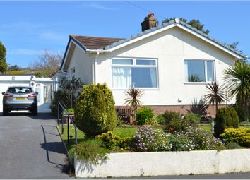 Thumbnail 2 bed detached bungalow for sale in Hazeldown Road, Teignmouth