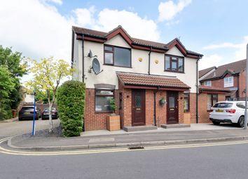 Banks Road, Borehamwood WD6. 2 bed semi-detached house