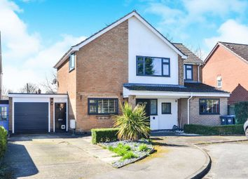 Thumbnail 4 bed detached house for sale in The Orchards, Newton, Rugby