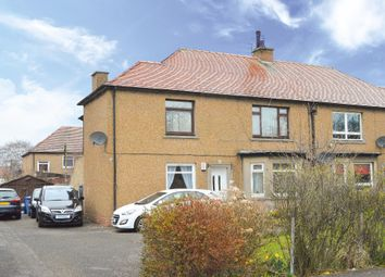 Thumbnail 2 bed flat for sale in Oxgang Road, Grangemouth