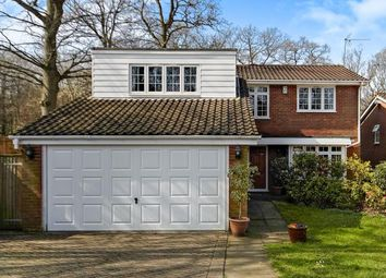 Thumbnail 5 bed detached house to rent in Kersey Drive, Selsdon, South Croydon