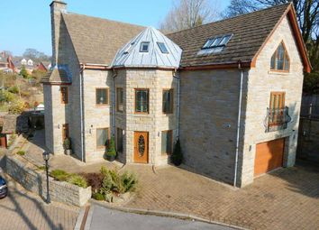Thumbnail 5 bed detached house for sale in The Crescent, Haslingden, Rossendale