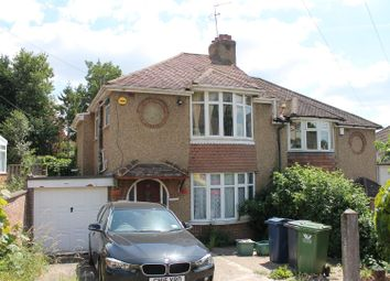 Thumbnail 3 bedroom semi-detached house to rent in Hillview Road, High Wycombe