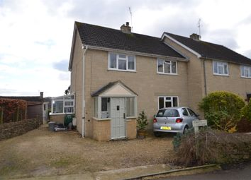 Thumbnail 3 bed semi-detached house for sale in Silver Street, Chalford Hill, Stroud, Gloucestershire