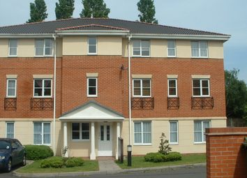 Thumbnail 2 bedroom flat to rent in Princes Gate, West Bromwich
