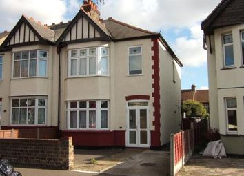 Thumbnail 3 bedroom semi-detached house to rent in Victoria Road, Southend-On-Sea