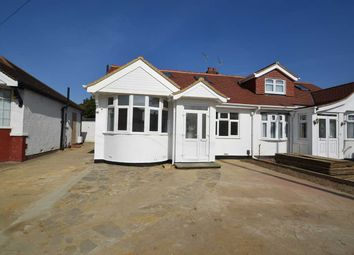 Thumbnail 4 bedroom semi-detached bungalow for sale in Clayhall Avenue, Clayhall, Essex