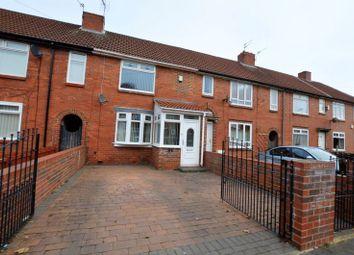 Thumbnail 2 bed terraced house for sale in Alder Avenue, Fenham, Newcastle Upon Tyne