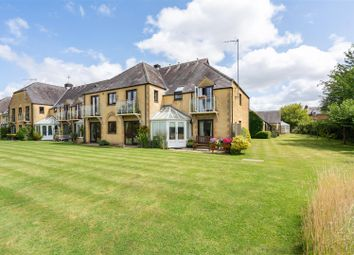 Thumbnail 2 bed flat for sale in Bowling Green Court, Moreton In Marsh, Gloucestershire