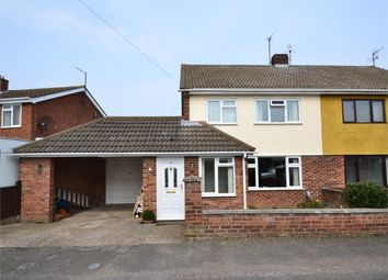 Thumbnail 3 bed semi-detached house to rent in Sunnybank, St. Neots