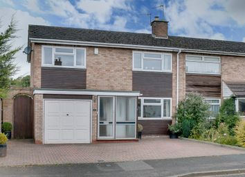 Thumbnail 3 bed semi-detached house for sale in Chadcote Way, Catshill, Bromsgrove