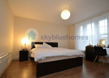 Thumbnail 1 bed flat to rent in Jubilee Road, Leicester