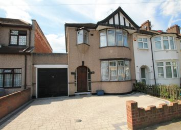Thumbnail 4 bed end terrace house for sale in Conway Crescent, Romford