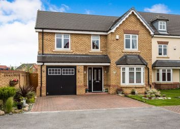 Thumbnail 4 bed detached house for sale in Warwick Mews, Wath-Upon-Dearne, Rotherham