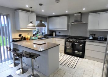Thumbnail 3 bed semi-detached house for sale in Hawthorn Road, Peterborough, Cambridgeshire.
