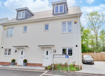 Thumbnail 4 bed semi-detached house for sale in Elm Gardens, Mountnessing, Brentwood, Essex