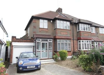 Thumbnail 3 bed semi-detached house for sale in Ravenscraig Road, Arnos Grove