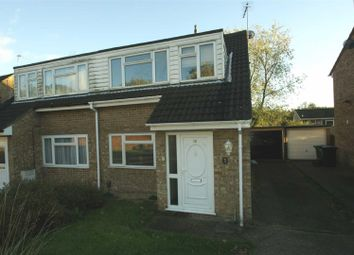 Thumbnail 3 bedroom semi-detached house to rent in Arkley Road, Hemel Hempstead