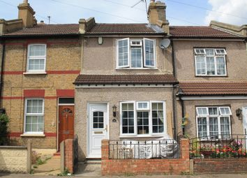 Thumbnail 3 bed terraced house to rent in Blenheim Road, Dartford, Kent