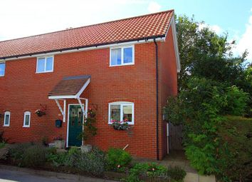 Thumbnail 3 bedroom semi-detached house for sale in 3, Green Tree Cottage, The Street, Bedingfield, Eye, Suffolk