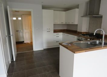 Thumbnail 3 bed town house to rent in Ambrose Way, Romsey