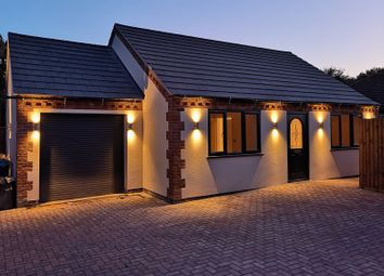 Thumbnail 3 bed detached bungalow for sale in Lincoln Road, Goltho, Market Rasen