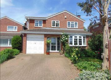 Thumbnail 4 bed detached house to rent in Foxlands, Desborough, Kettering