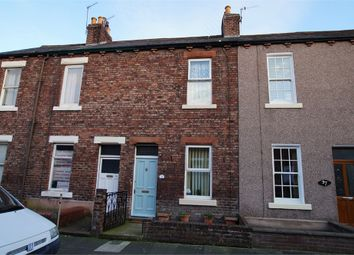 Thumbnail 2 bed terraced house for sale in Gloucester Road, Currock, Carlisle, Cumbria