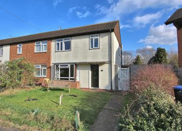Thumbnail 3 bed end terrace house for sale in Rectory Lane, Byfleet, West Byfleet