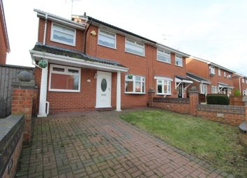 Thumbnail 3 bed semi-detached house for sale in Sutherland Road, Prescot
