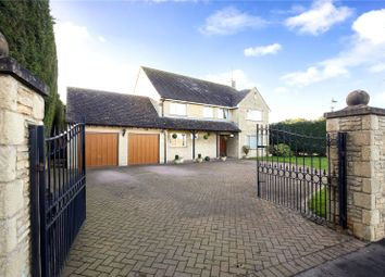 Thumbnail 4 bed detached house for sale in Stroud Road, Brookthorpe, Gloucester