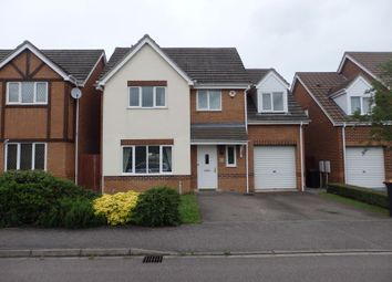 Thumbnail 4 bed detached house to rent in Bradgate Road, Bedford