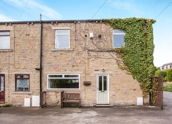 Thumbnail 3 bed end terrace house for sale in Knowles Lane, Gomersal, Cleckheaton, West Yorkshire