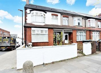 Thumbnail 3 bedroom end terrace house for sale in Crawley Road, London