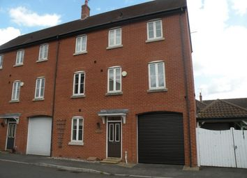Thumbnail 4 bedroom end terrace house to rent in Fillingham Way, Hatfield