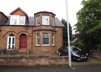 Thumbnail 4 bed semi-detached house to rent in Brisbane Street, Greenock