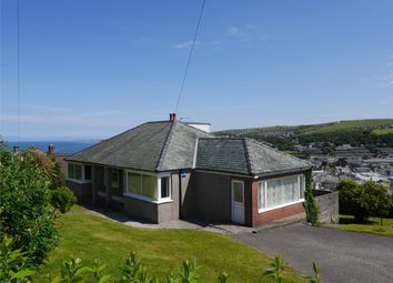 Thumbnail 4 bedroom detached bungalow for sale in Marina View, 37 High Road, Whitehaven, Cumbria
