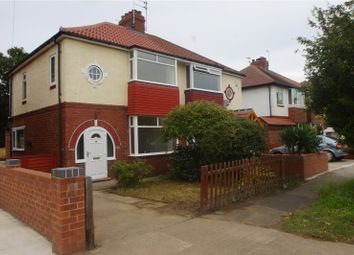 Thumbnail 3 bedroom semi-detached house to rent in Woodside Avenue, York