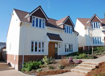 Thumbnail 3 bedroom detached house for sale in Coombe Hayes, Sidford, Sidmouth